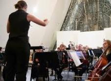 Tromsø byorkester og jeg, konsert i Grønnåsen kirke