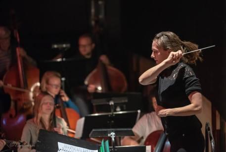 Maria og byorkesteret operette